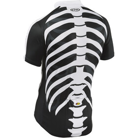 Northwave Skeleton Jersey SS Herren black-white